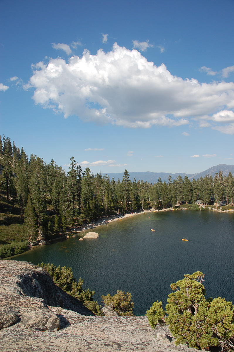Angora Lakes Resort